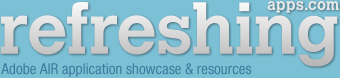 Refreshingapps logo
